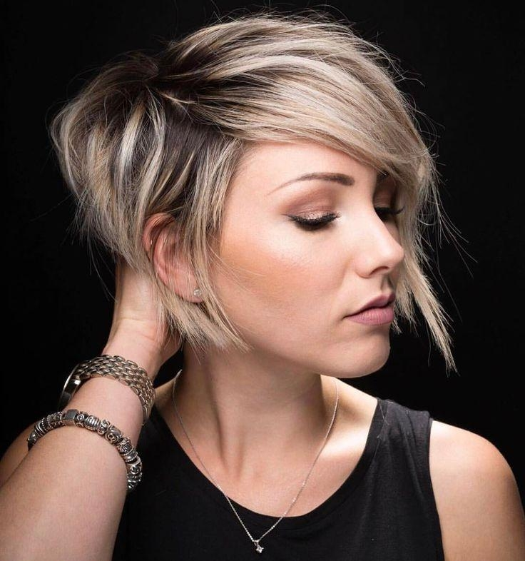 1181 Best Hair Cuts! Images On Pinterest | Hairstyles, Braids And With Short Haircuts That Cover Your Ears (View 1 of 20)