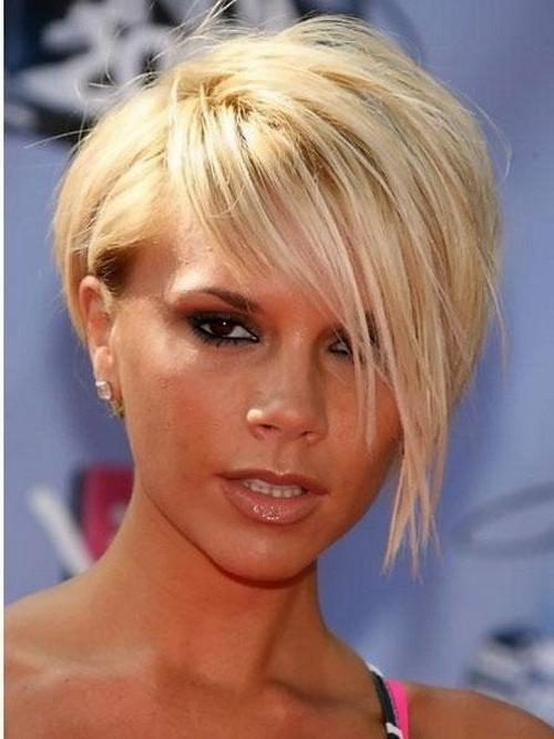 12 Best Best Short Haircuts For Women Images On Pinterest For Victoria Beckham Short Hairstyles (View 13 of 20)