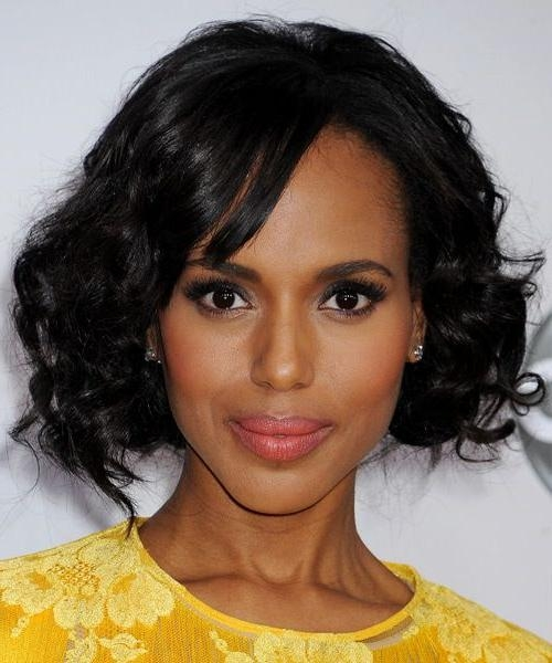 12 Best Short Haircuts For High Foreheads Images On Pinterest Pertaining To Short Haircuts For Big Foreheads (View 1 of 20)