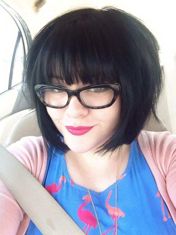 127 Best Images About Inara Decor On Pinterest: 20 Inspirations Of Short Haircuts With Bangs And Glasses