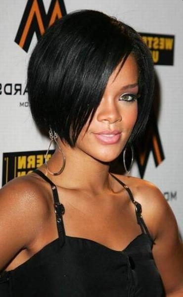 13 Fabulous Short Bob Hairstyles For Black Women – Pretty Designs Intended For Black Bob Short Hairstyles (View 1 of 20)