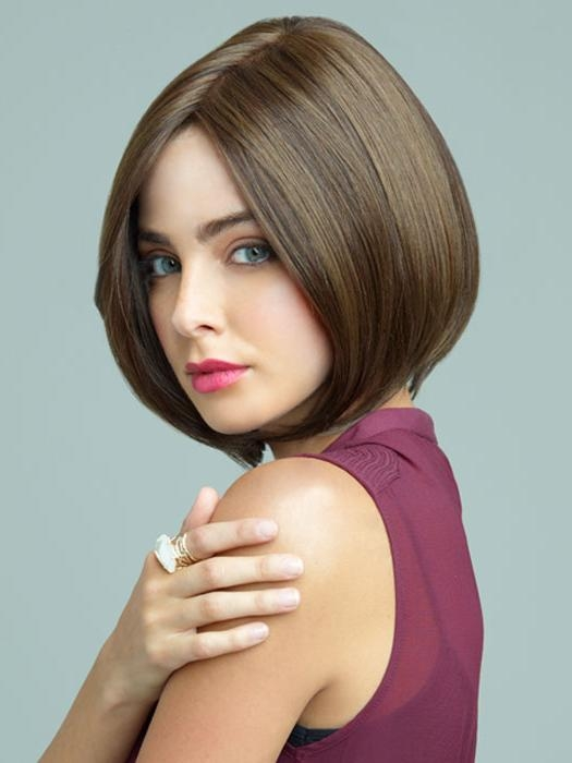 14 Fabulous Short Hairstyles For Round Faces Intended For Short Haircuts Bobs For Round Faces (View 4 of 20)