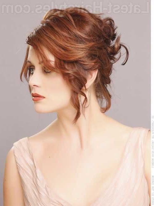 14 Short Hair Updo For Wedding | Short Hairstyles 2016 – 2017 Pertaining To Updo Short Hairstyles (View 1 of 20)
