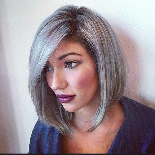 14 Short Hairstyles For Gray Hair | Short Hairstyles 2016 – 2017 For Short Hairstyles For Salt And Pepper Hair (View 15 of 20)