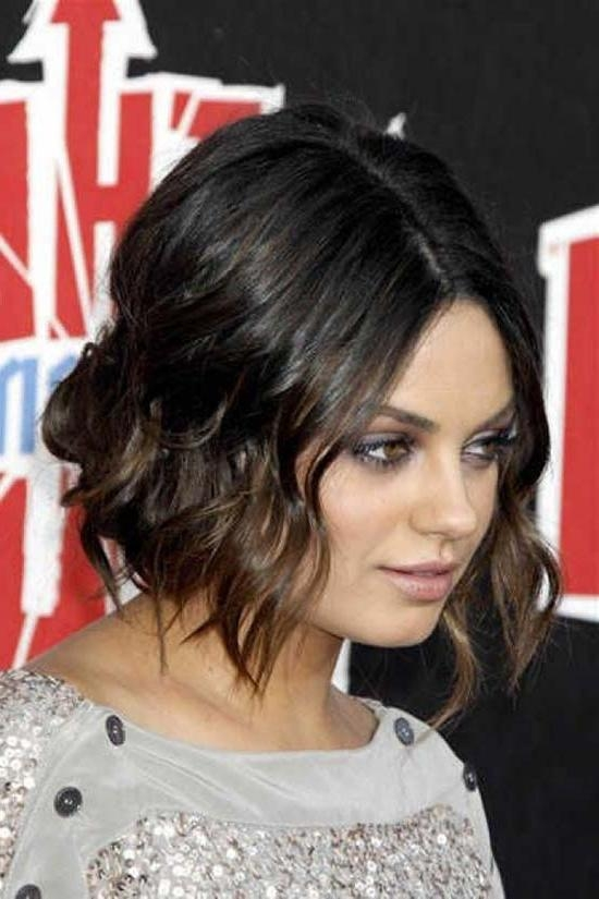Featured Photo of Mila Kunis Short Hairstyles