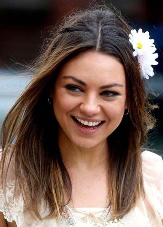 14 Trendy Mila Kunis Hairstyles For You Try It Today ! Within Mila Kunis Short Hairstyles (View 2 of 20)