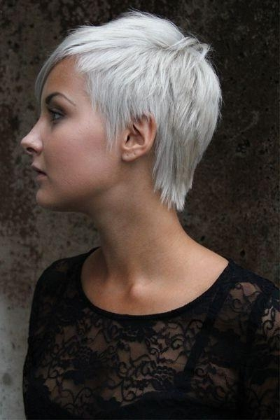 14 Very Short Hairstyles For Women – Popular Haircuts Inside Wispy Short Haircuts (View 17 of 20)