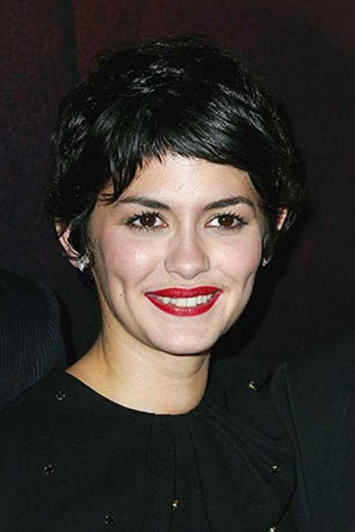15 Audrey Tautou Pixie Cut | Pixie Cut 2015 For Audrey Tautou Short Haircuts (View 1 of 20)