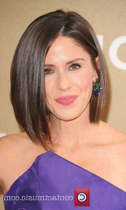 15 Best Asymmetrical Bob Hairstyles   Short Hairstyles 2016 – 2017 With Regard To One Sided Short Hairstyles (View 2 of 20)