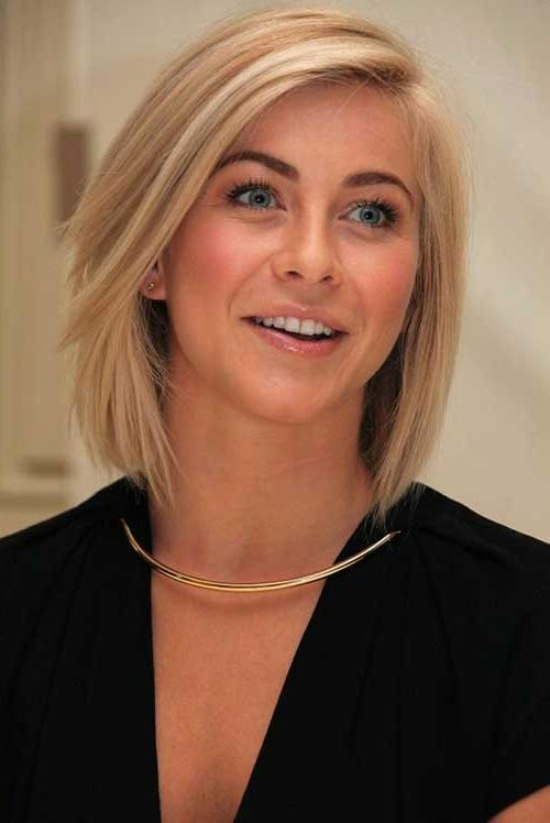 Featured Photo of Julianne Hough Short Haircuts