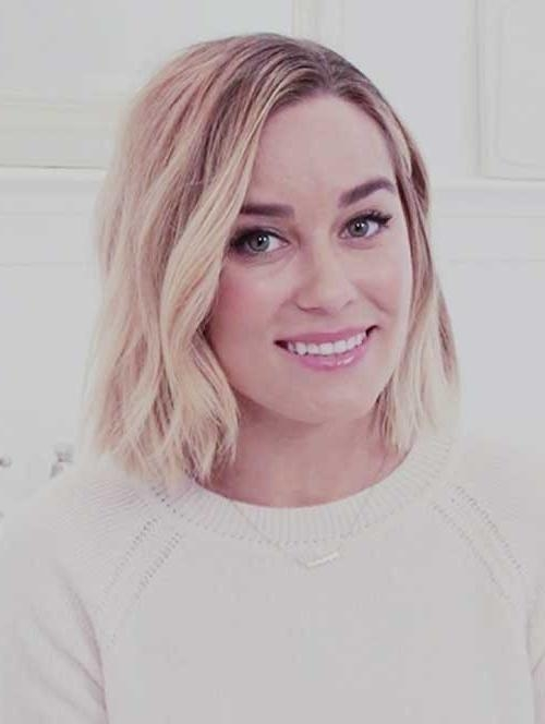 15 Best Lauren Conrad Bob Haircuts | Short Hairstyles 2016 – 2017 With Lauren Conrad Short Hairstyles (View 1 of 20)