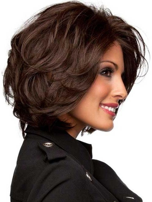 Featured Photo of Brunette Short Hairstyles