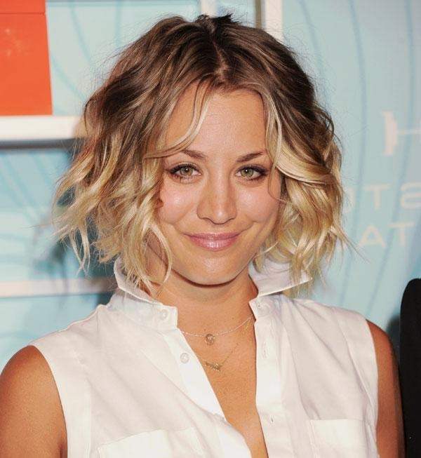 15 Best Short Hairstyles – Celebrities With Chic Short Haircuts Pertaining To Short Haircuts For Celebrities (View 1 of 20)