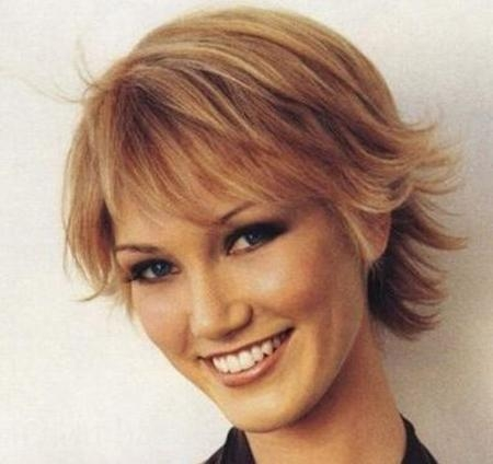 Featured Photo of Flipped Short Hairstyles