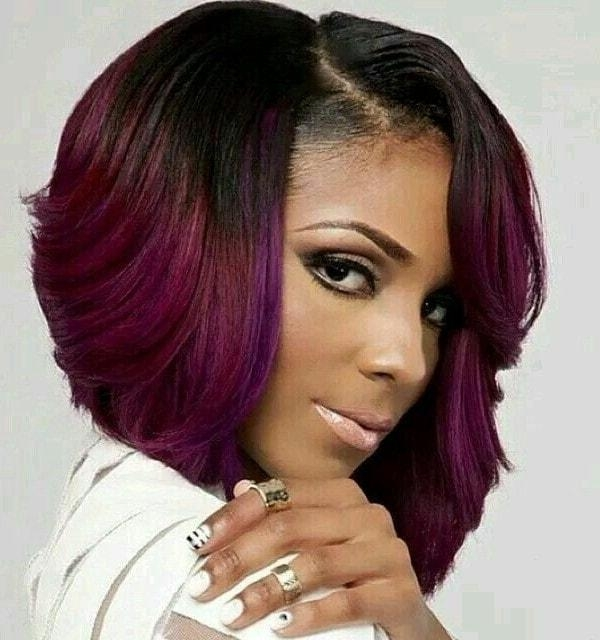 15 Fancy Short Hairstyles For Black Women With Short Haircuts For Black Women With Thick Hair (View 17 of 20)