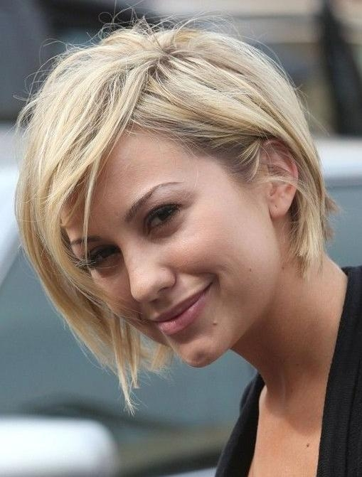 15 Hottest Short Haircuts For Women – Popular Haircuts Pertaining To Short Haircuts For Tall Women (View 3 of 20)