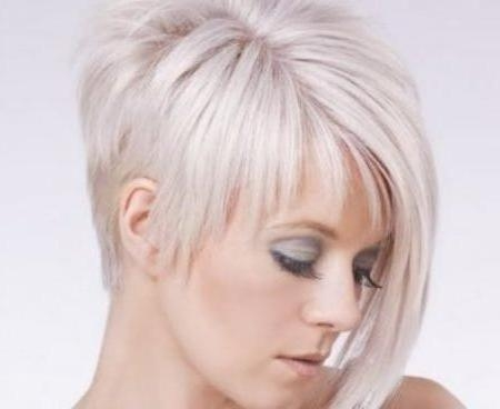 15 Inspirations Of One Side Short One Side Long Hairstyles With One Sided Short Hairstyles (View 11 of 20)