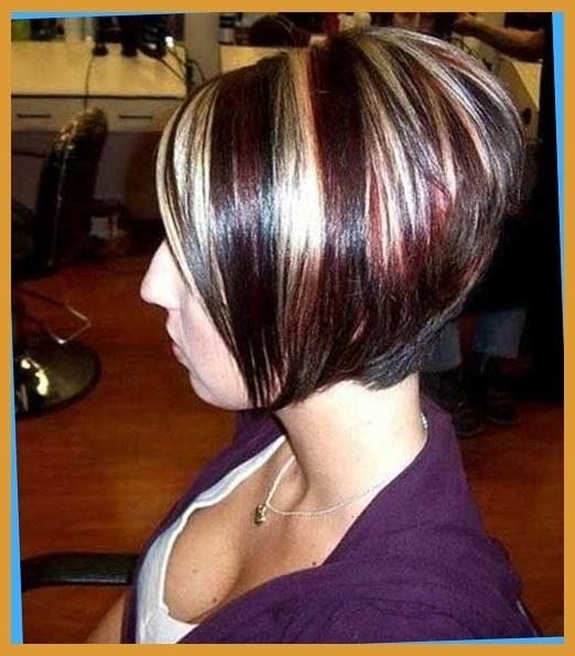 15+ Inverted Bob Styles | Bob Hairstyles 2015 Short Hairstyles In With Inverted Short Haircuts (View 5 of 20)