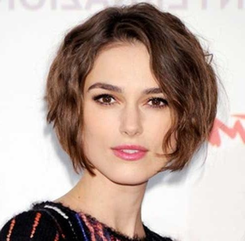 15 Keira Knightley Bob Haircuts | Short Hairstyles 2016 – 2017 In Keira Knightley Short Hairstyles (View 1 of 20)