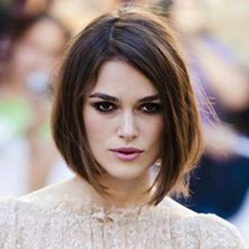 15 Keira Knightley Bob Haircuts | Short Hairstyles 2016 – 2017 Regarding Keira Knightley Short Haircuts (View 2 of 20)