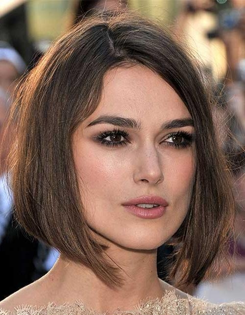 15 Keira Knightley Bob Haircuts | Short Hairstyles 2016 – 2017 Throughout Keira Knightley Short Haircuts (View 3 of 20)