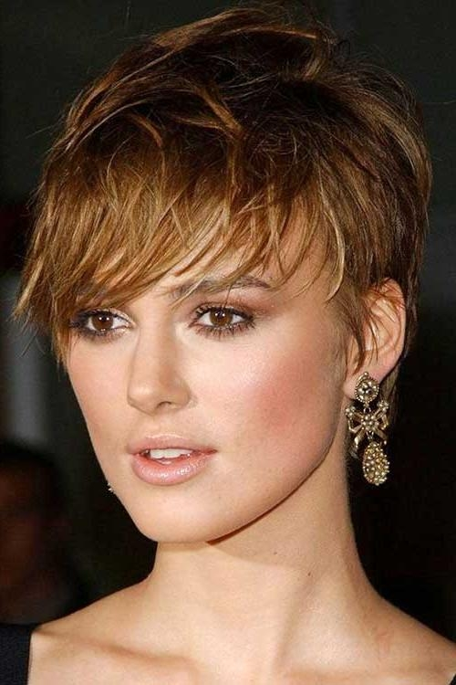 15 Keira Knightley Pixie Haircuts | Short Hairstyles 2016 – 2017 Inside Keira Knightley Short Hairstyles (View 5 of 20)