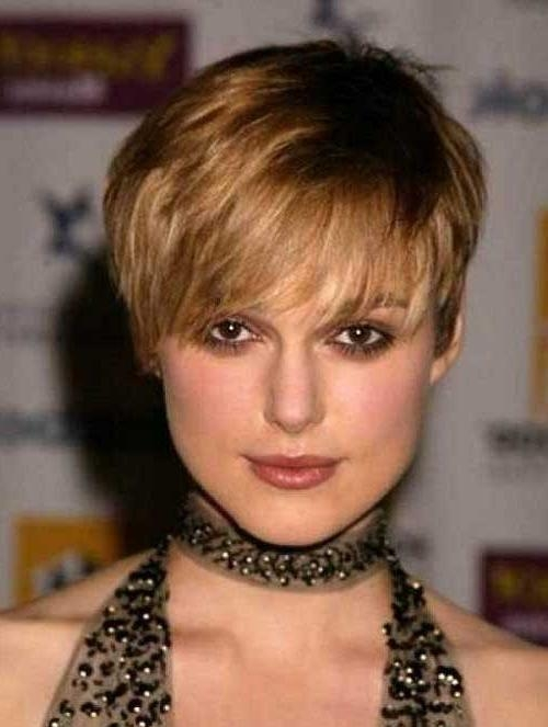 15 Keira Knightley Pixie Haircuts | Short Hairstyles 2016 – 2017 Inside Keira Knightley Short Hairstyles (View 4 of 20)