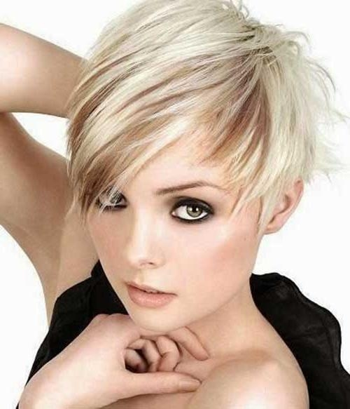 15 New Short Edgy Haircuts | Short Hairstyles 2016 – 2017 | Most Intended For Edgy Asymmetrical Short Haircuts (View 1 of 20)