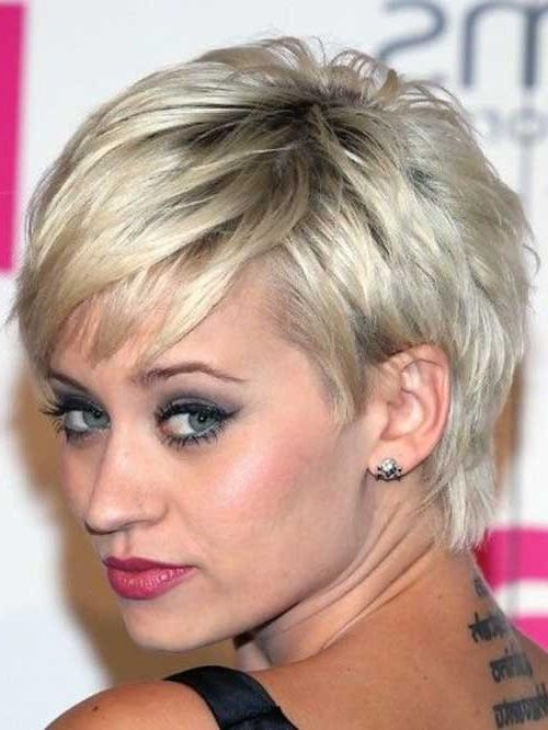 15+ Short Hair Cuts For Women Over 40 | Short Hairstyles 2016 Intended For Short Haircuts For Women Over (View 15 of 20)
