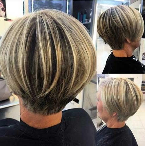 Featured Photo of Short Haircuts Bobs Thick Hair