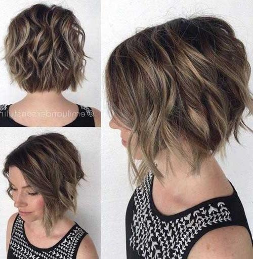 15 Short Haircuts For Thick Wavy Hair | Short Hairstyles 2016 In Short Haircuts For Thick Curly Hair (View 3 of 20)