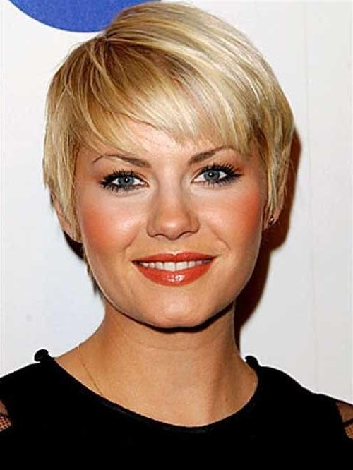 15 Short Haircuts For Women With Fine Hair | Short Hairstyles Within Cute Short Haircuts For Thin Straight Hair (View 5 of 20)
