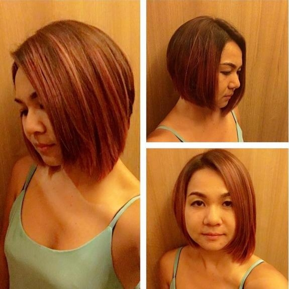 16 Cute, Easy Short Haircut Ideas For Round Faces – Popular Haircuts With Short Haircuts Bobs For Round Faces (View 5 of 20)