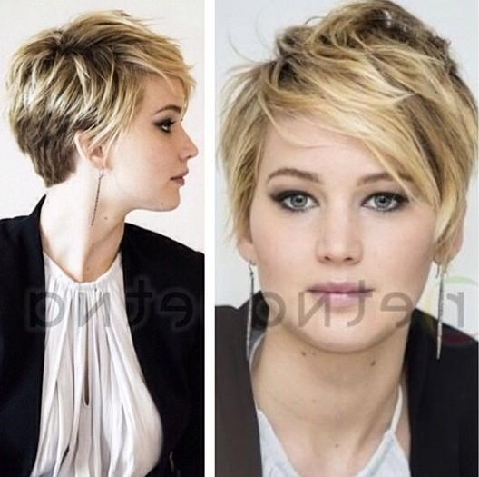 16 Most Popular Short Hairstyles For Summer – Popular Haircuts With Short Hairstyles For Summer (View 3 of 20)