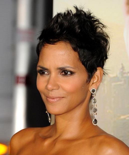 17 Best Short Hairstyles For African American Women Within Short Hairstyles For African American Women With Thin Hair (View 11 of 20)