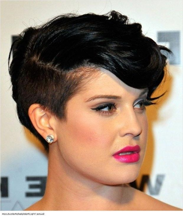 Featured Photo of Short Hairstyles For Curvy Women