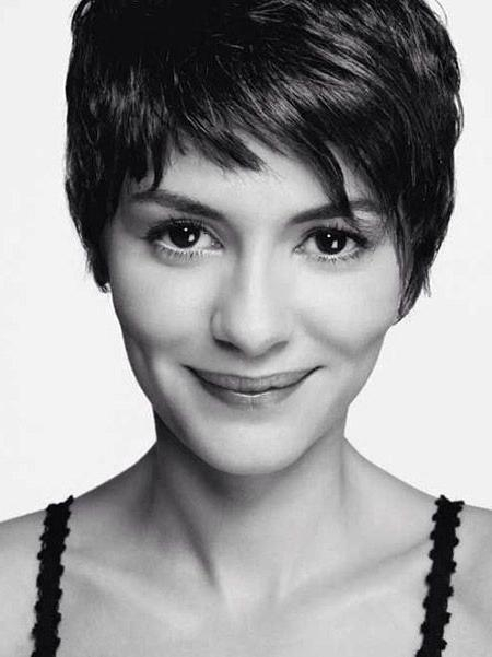 185 Best Audrey Tautou Images On Pinterest | Hairstyles, Actresses For Audrey Tautou Short Haircuts (View 2 of 20)