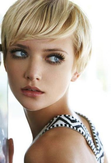 19 Hairstyles Women In Their 20S Can Get Away With Regarding Short Haircuts For Women In 20S (View 2 of 20)