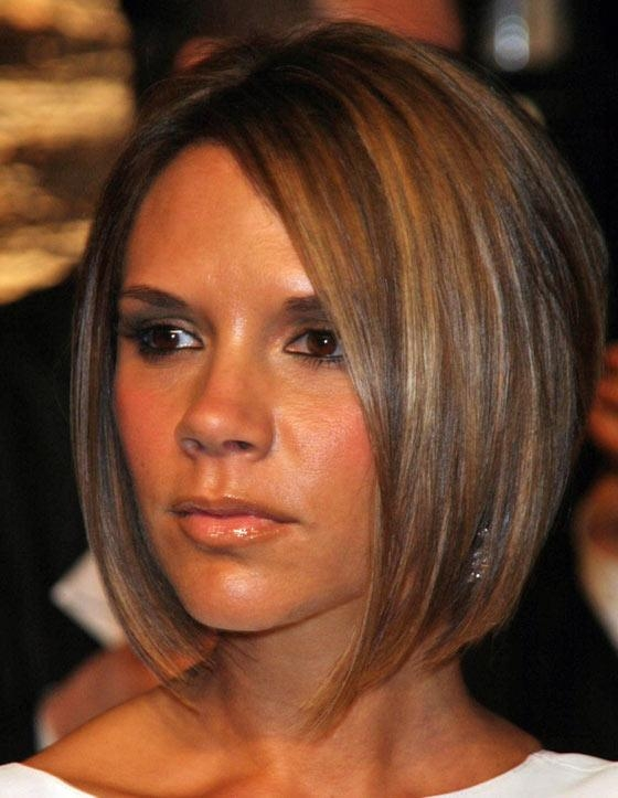 20 Best Hairstyles For Oblong Face Shape With Rebonded Short Hairstyles (View 2 of 20)
