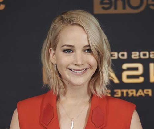 20 Best Jennifer Lawrence With Short Hair | Short Hairstyles 2016 Regarding Jennifer Lawrence Short Haircuts (View 10 of 20)