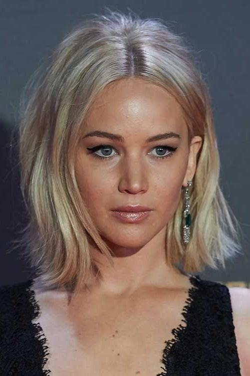 20 Best Jennifer Lawrence With Short Hair | Short Hairstyles 2016 Throughout Jennifer Lawrence Short Haircuts (View 5 of 20)