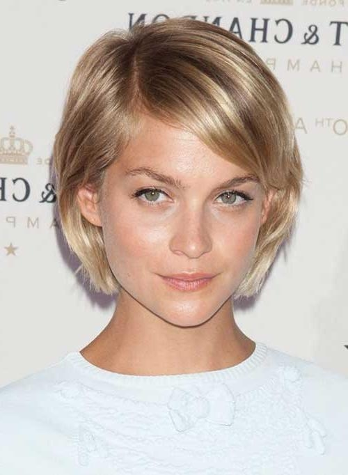 20 Best Short Haircuts For Fine Hair | Fine Short Hairstyles With Regard To Easy Maintenance Short Haircuts (View 2 of 20)