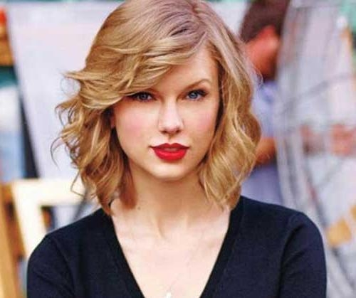 Photo Gallery of Short Haircuts For Thin Curly Hair (Viewing 17 of ...