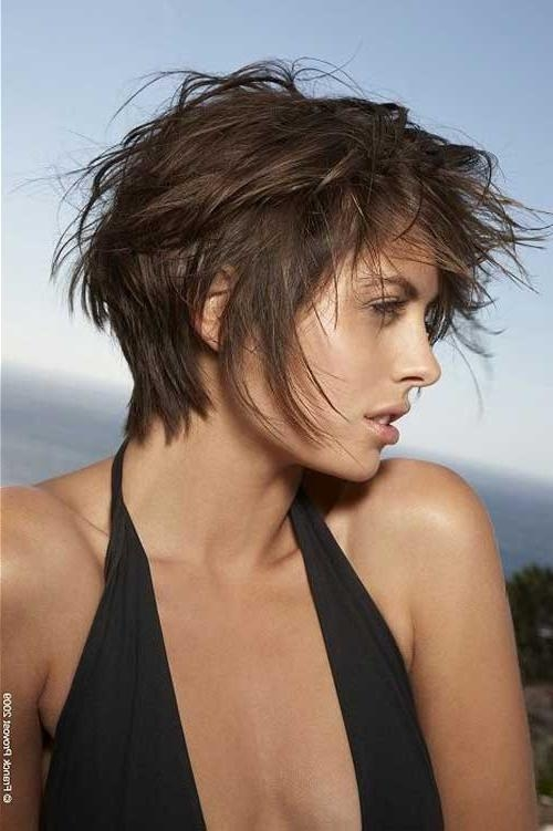 20 Best Short Messy Hairstyles | Short Hairstyles 2016 – 2017 Pertaining To Messy Short Haircuts For Women (View 2 of 20)