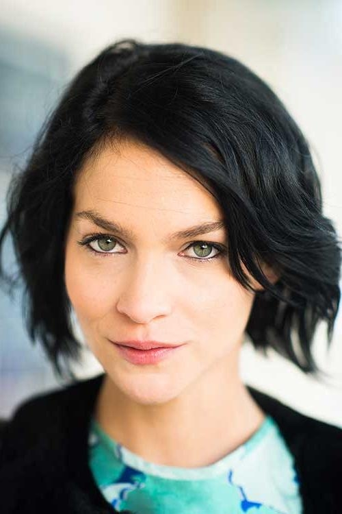 20 Brunette Bob Hairstyles 2014 | Short Hairstyles 2016 – 2017 With Regard To Brunette Short Hairstyles (View 3 of 20)