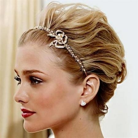 20 Effortless Chic Short Prom Hairstyles | Styles Weekly Pertaining To Prom Short Hairstyles (View 10 of 20)