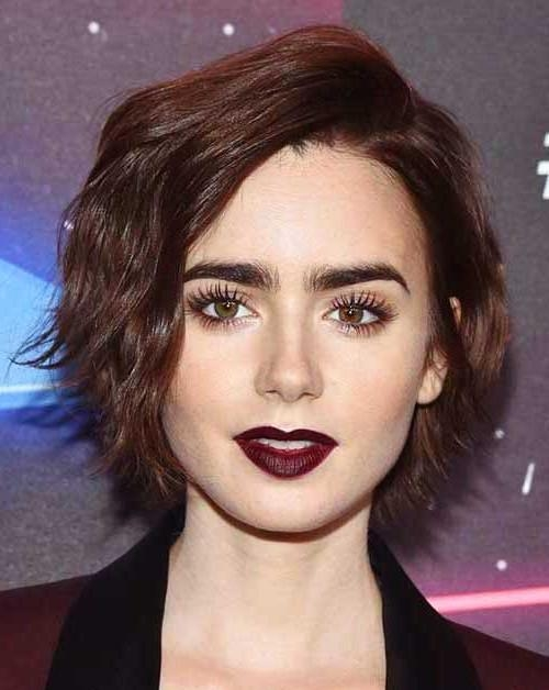 20 Female Celebrities With Short Hair | The Best Short Hairstyles Throughout Celebrities Short Haircuts (View 9 of 20)