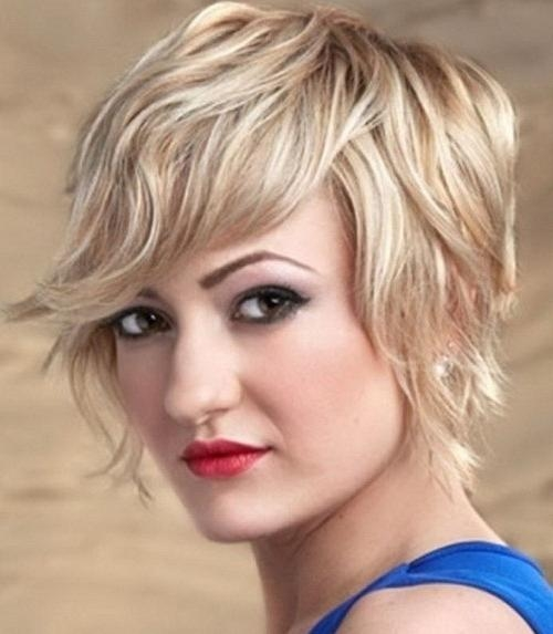20 Flattering Hairstyles For Square Faces – Hairstyle Insider Intended For Short Haircuts For Square Jaws (View 1 of 20)
