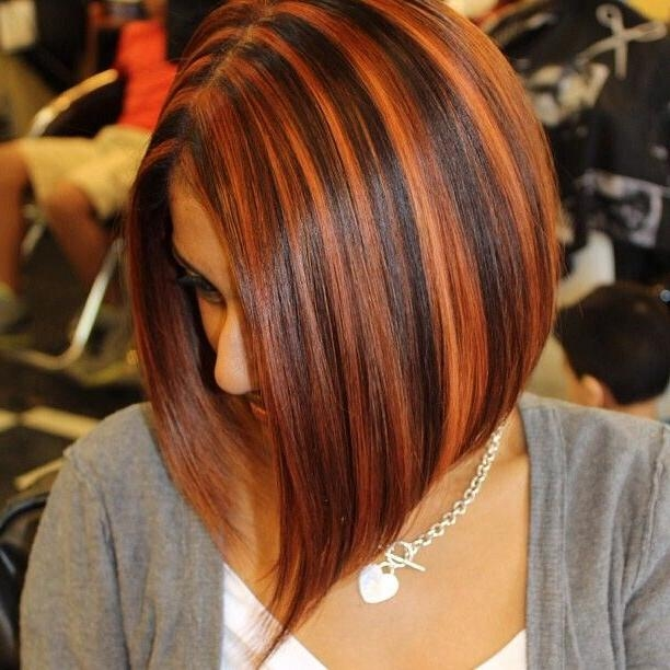 20 Hair With Blonde Highlights Hairstyles: You Must See! – Popular Pertaining To Short Haircuts With Red And Blonde Highlights (View 6 of 20)