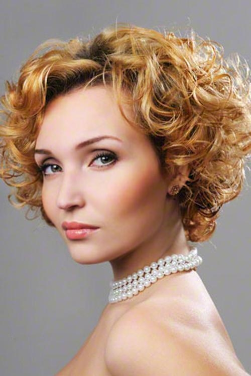 20 Hairstyles For Curly Frizzy Hair Womens – The Xerxes With Regard To Short Haircuts For Wavy Frizzy Hair (View 5 of 20)